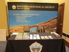 HGS Booth at Mudrocks