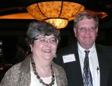 janet Combes and Mike Deming
